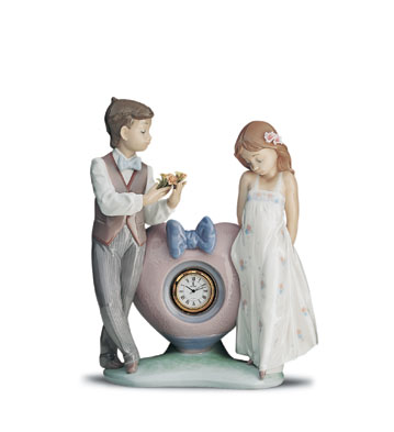 Time For Love Lladro Figurine