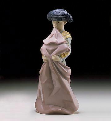 Timid Torero Lladro Figurine