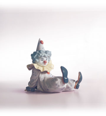 Tired Friend Lladro Figurine