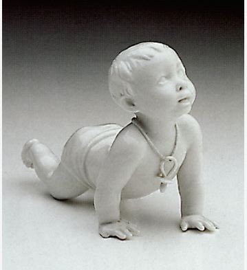 Toddler Lladro Figurine