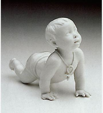 Toddler Lladro Figurine