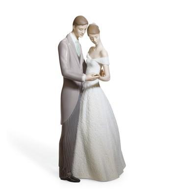 Together Forever Lladro Figurine