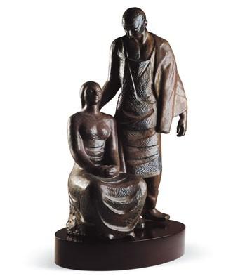 Togetherness (l.e.) (b) Lladro Figurine