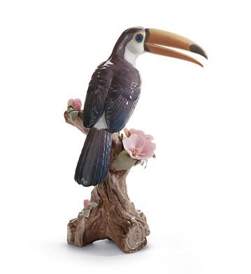 Toucan Lladro Figurine