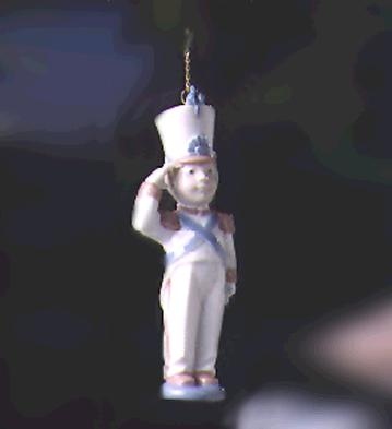 Toy Soldier Lladro Figurine