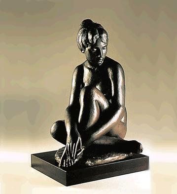 Tranquility (l.e.) (b) Lladro Figurine