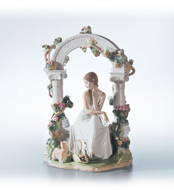 Tranquility Lladro Figurine