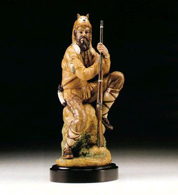 Trapper (l.e.) (b) Lladro Figurine