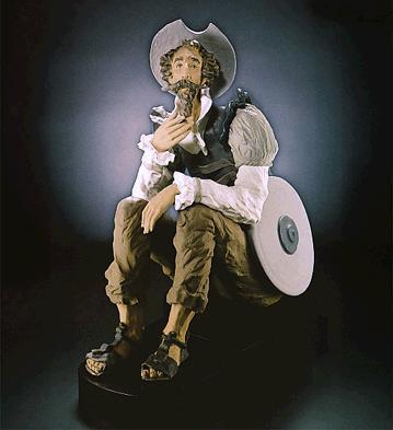 Travellers Respite (l.e.) Lladro Figurine