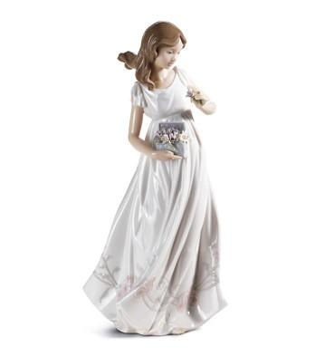Treasures Of The Earth Lladro Figurine