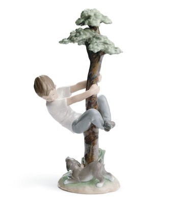 Tree Of Adventures Lladro Figurine