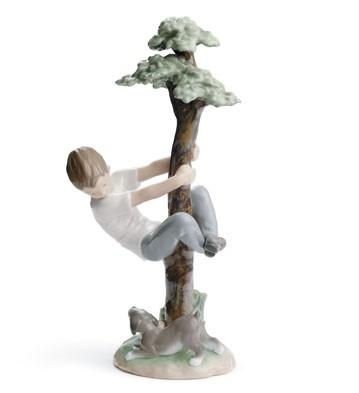 Tree Of Adventures Lladro Figurine
