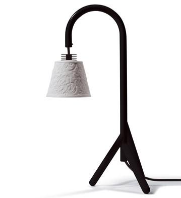 Treo Lamp (black) Ce Lladro Figurine
