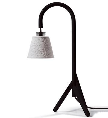Treo Lamp (black) Uk Lladro Figurine
