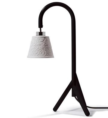 Treo Lamp (black) (us) Lladro Figurine