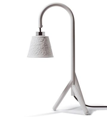 Treo Lamp -white (jp) Lladro Figurine