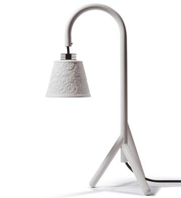 Treo Lamp (white) Uk Lladro Figurine