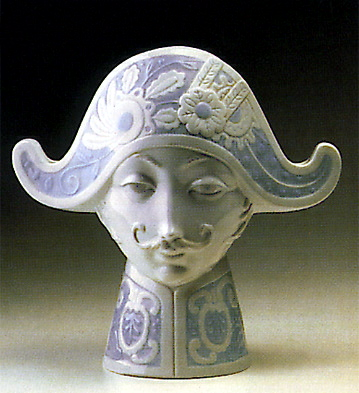 Tricornered Hat Lladro Figurine