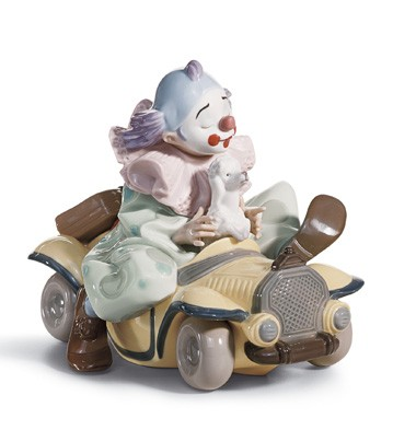 Trip To The Circus Lladro Figurine