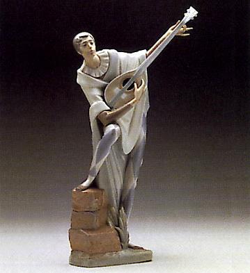 Trobadour In Love Lladro Figurine