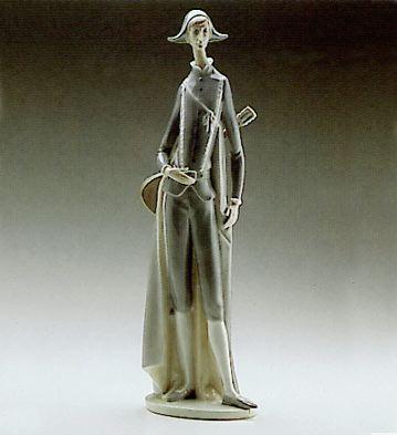 Troubadour Lladro Figurine