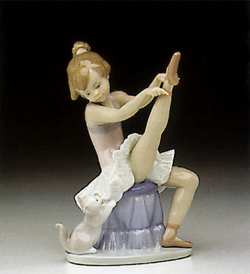 Tuesday's Child Lladro Figurine