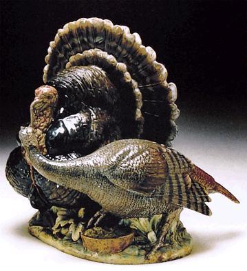 Turkey's Group (l.e.) Lladro Figurine