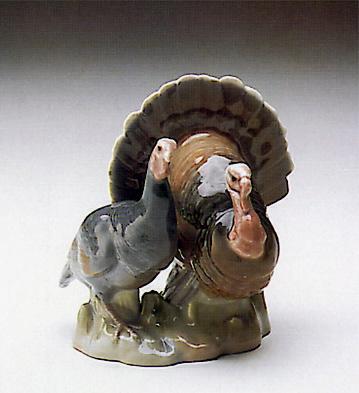 Turkeys Lladro Figurine