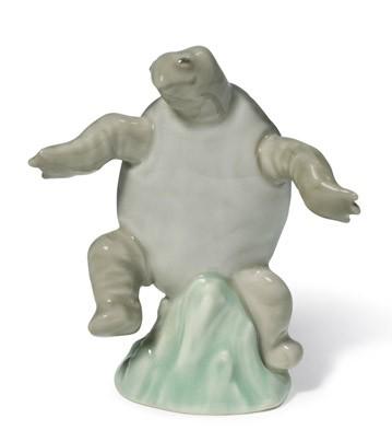 Turtle Lladro Figurine