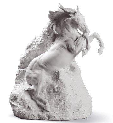 Unbreakable Spirit Lladro Figurine