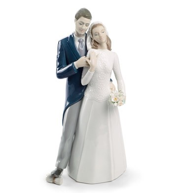 Under The Chuppah Lladro Figurine