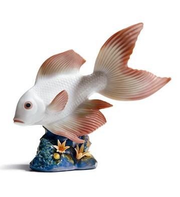 Underwater Calm Lladro Figurine