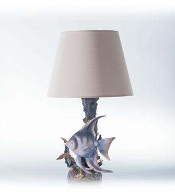 Underwater Explorer (lamp) Lladro Figurine