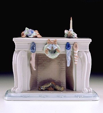 Up The Chimney He Rose Lladro Figurine