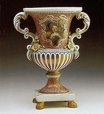 Urn Lladro Figurine