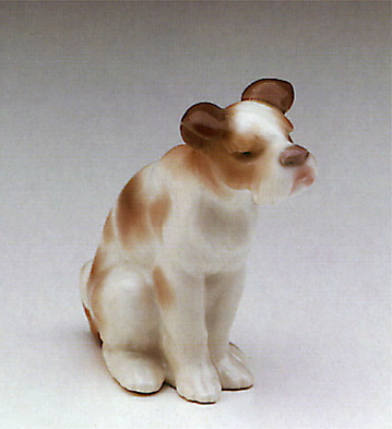 Vagabond Dog Lladro Figurine