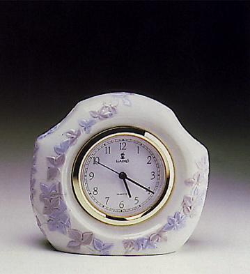 Valencia Clock Lladro Figurine