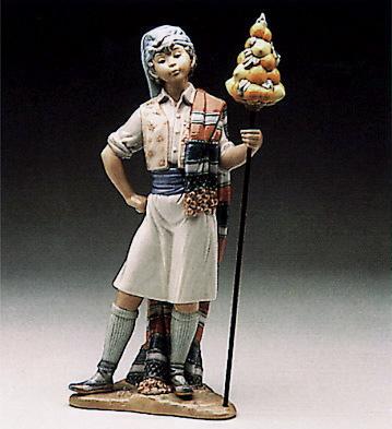 Valencian Boy Lladro Figurine