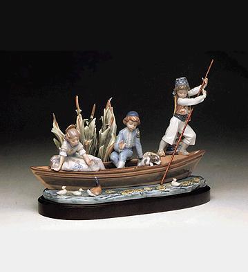Valencian Cruise (l.e.) ( Lladro Figurine