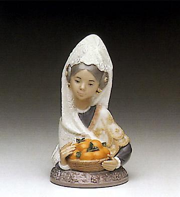 Valencian Harvest Lladro Figurine