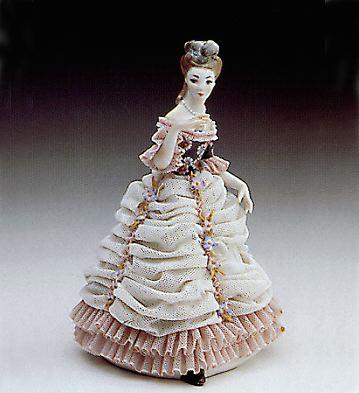 Vanity Lladro Figurine