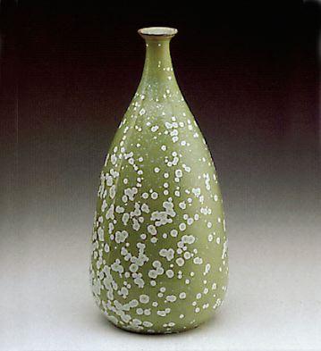 Vase 2 Lladro Figurine