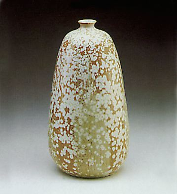 Vase 3 Lladro Figurine