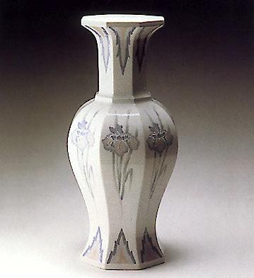 Vase Lilys Lladro Figurine