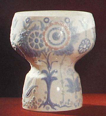 Vase Pastoral Lladro Figurine