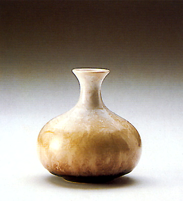 Vase Silver 016 Lladro Figurine