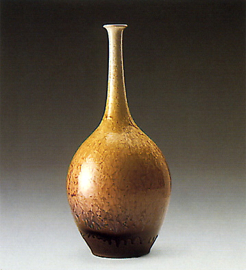 Vase Silver 019 Lladro Figurine