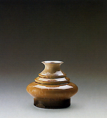 Vase Silver 025 Lladro Figurine