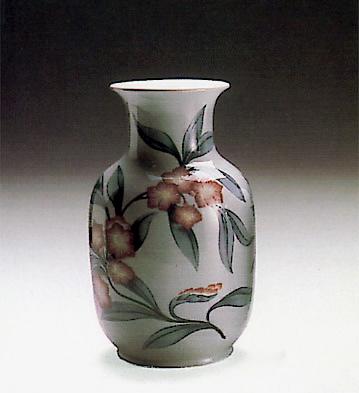 Vase Trumpet Flower Lladro Figurine