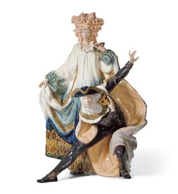 Venetian Carnival Lladro Figurine